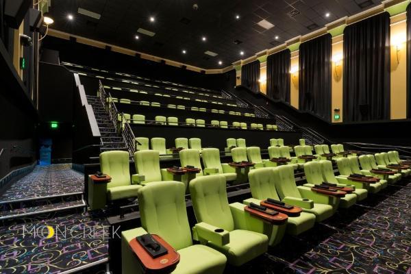 mcfadden lighting custom light fixtures � carmike cinema